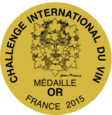 Challenge International du Vin de Blaye 2015