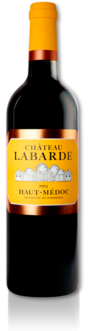 bouteille Château Labarbe 2013