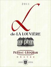 l de la louvi re rouge nos vins nos vins accueil les vignobles andr lurton. Black Bedroom Furniture Sets. Home Design Ideas