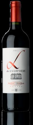 2012 l de la louvi re rouge nos vins nos vins accueil les vignobles andr lurton. Black Bedroom Furniture Sets. Home Design Ideas