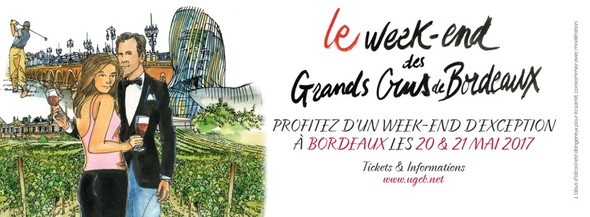 Week-end Grands Crus 2017